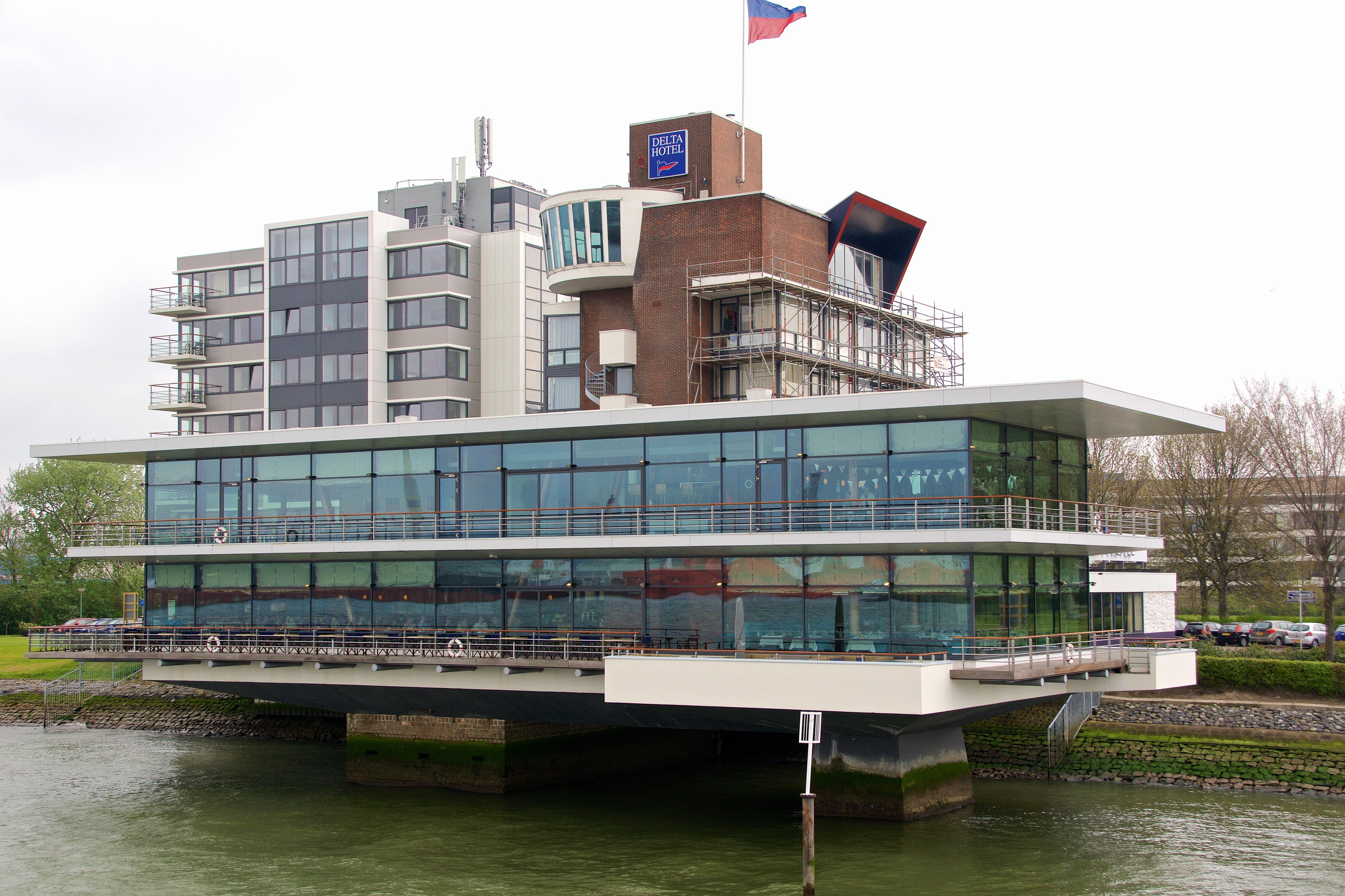 Houdijk Architecten Delta Hotel